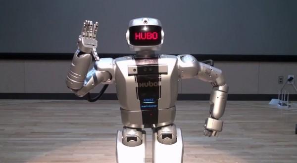 le robot hubo se prepare pour le darpa robotics challenge 600x330 Le Robot HUBO se prépare pour le DARPA Robotics Challenge