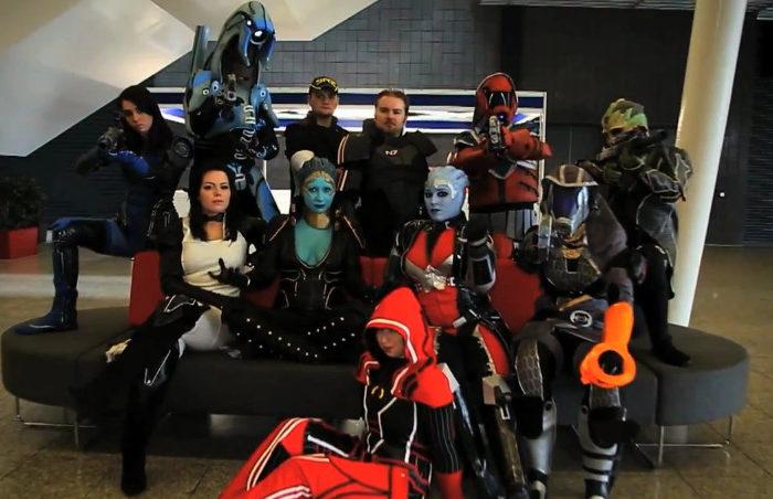 Vidéo : Un aperçu de de la London Comic Con - MCM Expo