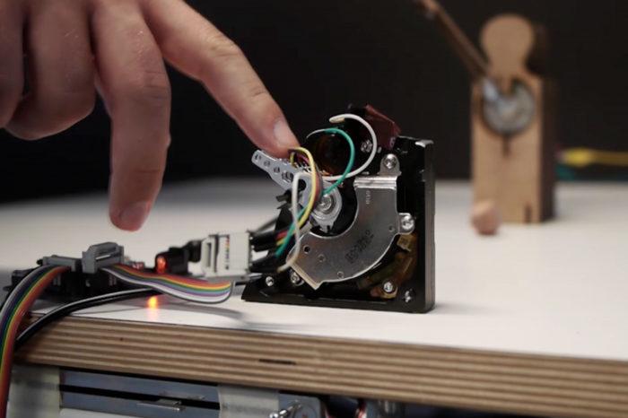 DIY : Un simulateur de golf avec retour haptique