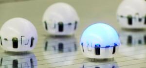 Droplets : Un essaim de robot de la taille d'une balle de ping pong