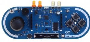 Nouveauté : A la découverte de l'Arduino Esplora