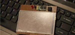 DIY : Fabriquer un trackpad bluetooth avec une dalle tactile resistive