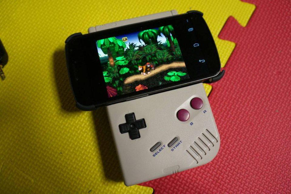 Diy Transformer Une Gameboy En Controleur De Jeu Pour Android Semageek