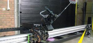 JADA : Un robot qui joue au badminton pour l'écologie