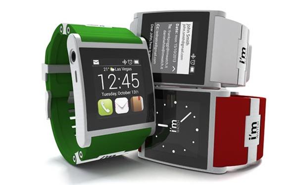 [Sponso] Présentation de la montre intelligente I'm Watch