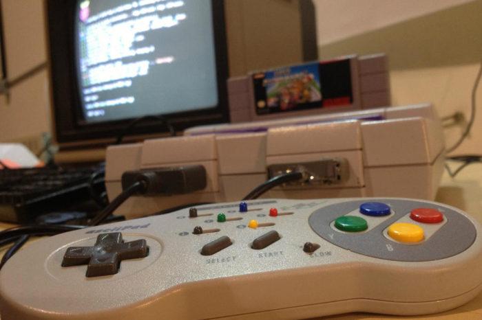 Une Super Nintendo émulée avec un Raspberry PI et un Arduino