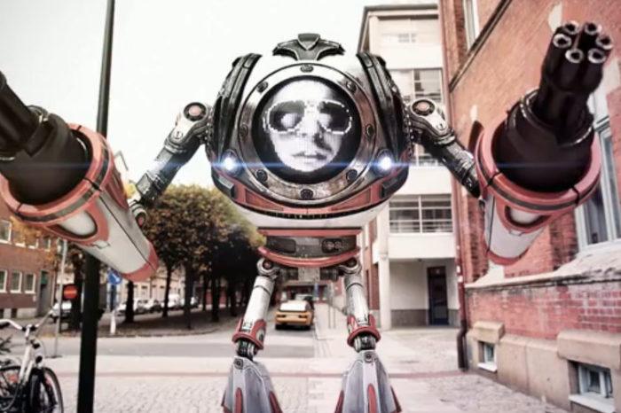 Xilent - Boss Vague : Un clip vidéo dans l'esprit 8 bits