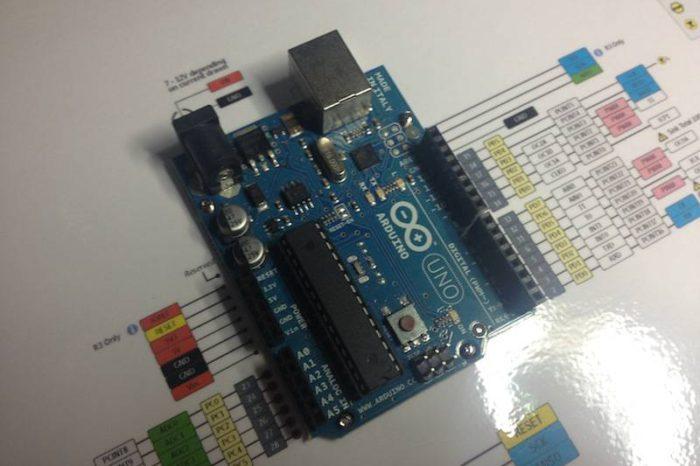 Pratique : Des diagrammes de Pinout pour Arduino et ATMega