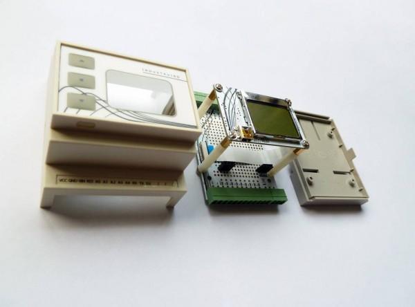 industruino un arduino en boitier industriel pour des applications de domotique 02 600x444 Industruino : Un arduino en boitier industriel pour des applications de domotique