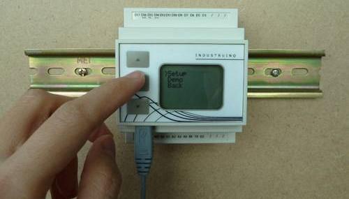 Industruino : Un arduino en boitier industriel pour des applications de domotique