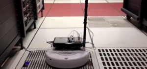 Un robot Roomba pour surveiller la température d'un data center