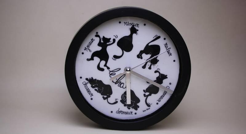 Une nouvelle horloge de Vetinari à base de MSP430