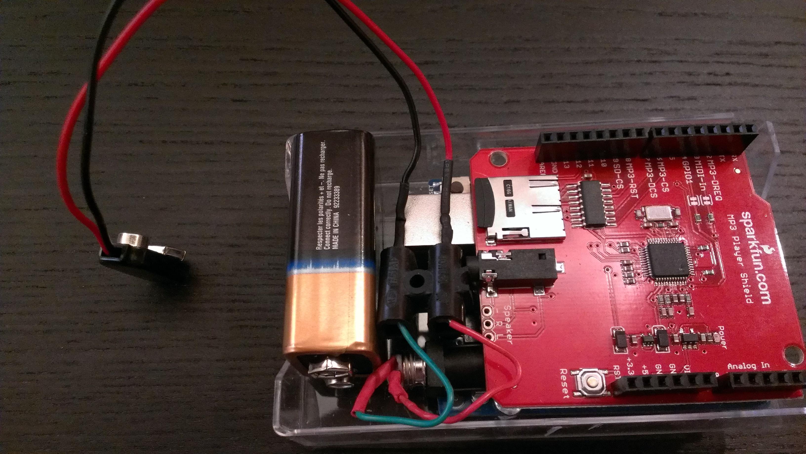 Diy fabriquer une peluche parlante à base d arduino