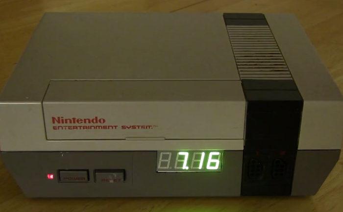 Un hack de NES pour éloigner les gens ennuyeux de votre espace vital