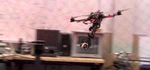 Vidéo : Quand les quadroptors s'inspire des aigles pour attraper des objets