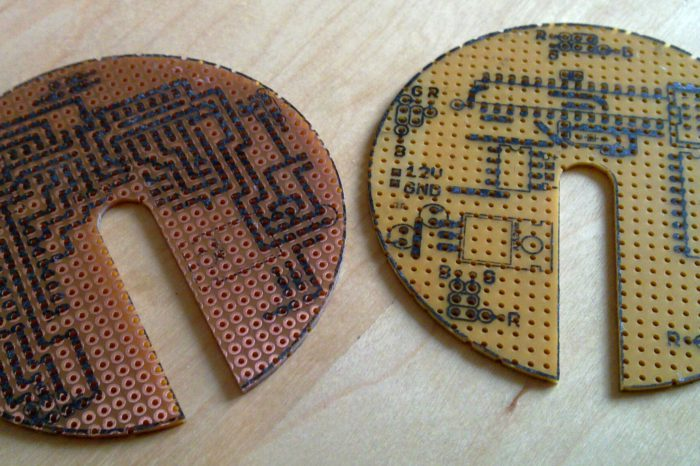 DIY : Comment imprimer une plaque de prototypage