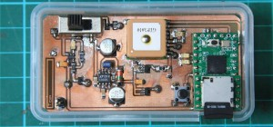 TeenLogger : Un GPS logger miniature à base de Teensy