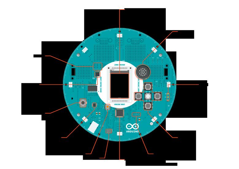 Arduino robot une plate forme officielle dédié à