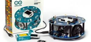 Arduino Robot : Une plate-forme officielle Arduino dédié à la robotique