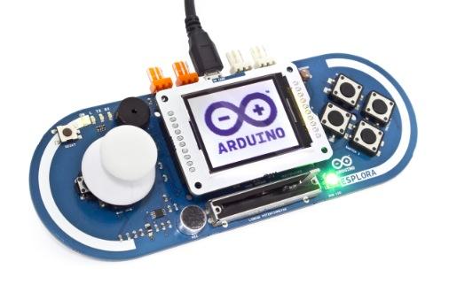 Arduino TFT LCD Screen : Une écran officiel Arduino pour l'Espora et autre cartes Arduino