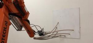 Mataerial : Le robot industriel qui imprime en 3D des oeuvres d'art dans les airs