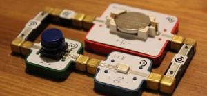 LightUp : Une kit d'apprentissage de l'électronique pour les enfants