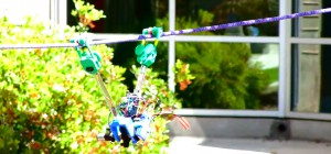 SkySweeper : Un robot DIY pour inspecter les lignes électriques