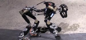 IStruct : Un robot conçu sur le modèle du singe
