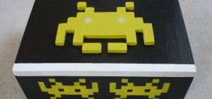 DIY : La Boîte à ouverture secrète SpaceInvaders