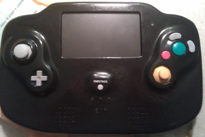 DIY : Et une GameCube portable, une!