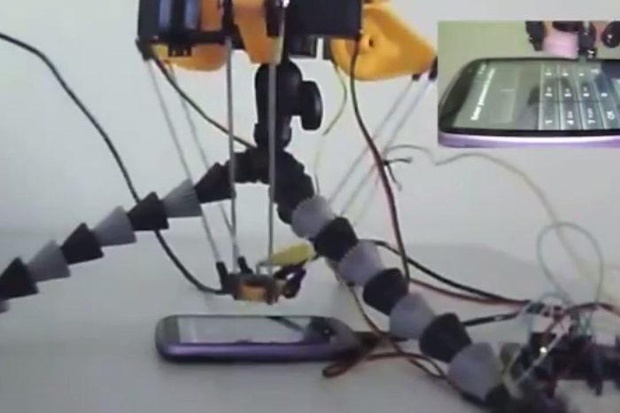 Code PIN - Un robot pour (presque) tous les craquer.