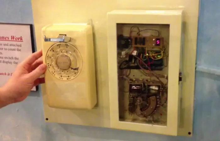 DIY : Interfacer un vieux téléphone à impulsions avec un Arduino