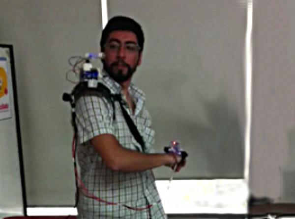 DIY : Le pointeur laser de Predator piloté par Arduino