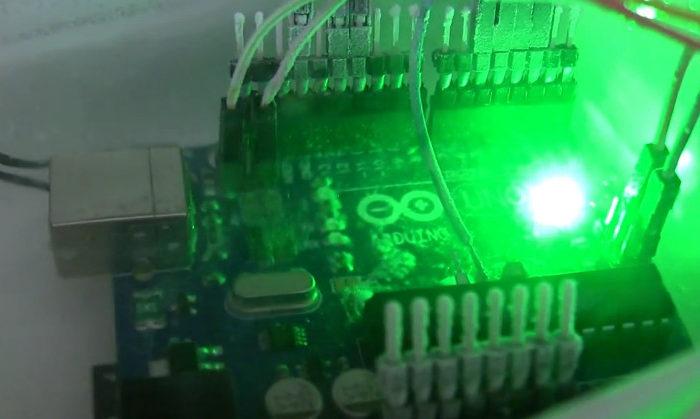 Expérience : Overclock de l'Arduino UNO avec de l'azote liquide