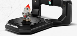MakerBot Lance la commercialisation de son scanner 3D de bureau