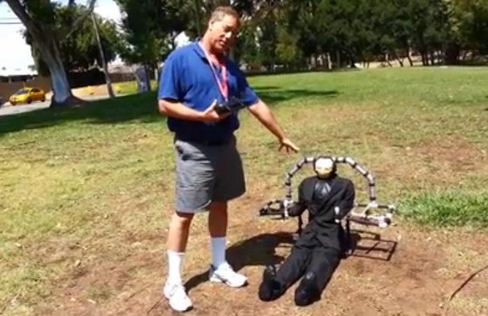 Thunderball V2 : Un projet d'hélicoptère personnel en cours de développement