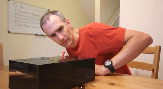 LuuMa EV3 : une nouvelle machine la plus inutile du monde en version LEGO