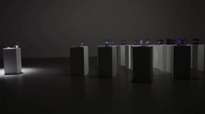 The Computer Orchestra : Un orchestre composé d'ordinateur et piloté avec un kinect