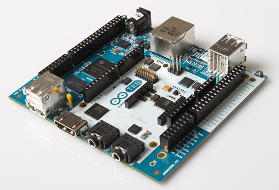 Arduino TRE : Une carte en collaboration entre Arduino et BeagleBoard