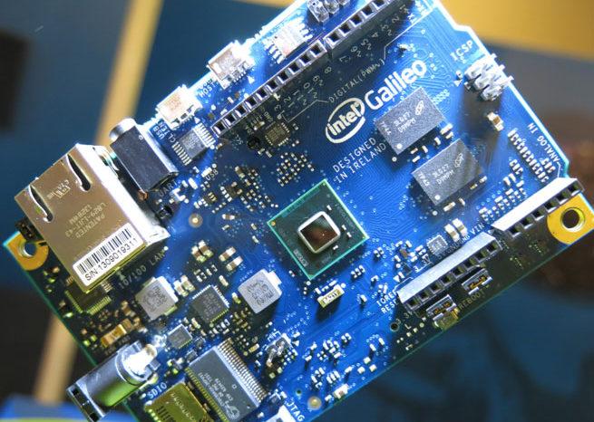 Arduino et Intel présentent la carte Intel Galileo
