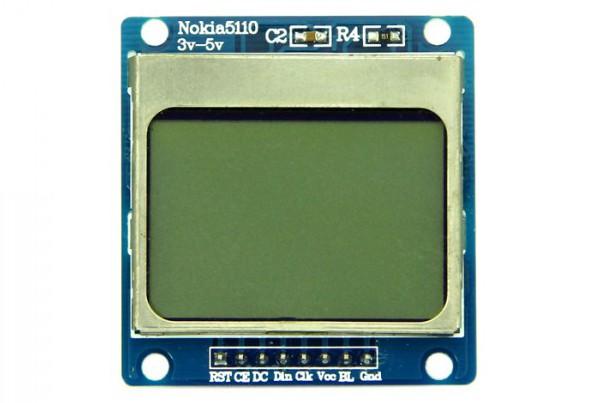 module-ecran-lcd-nokia-5110