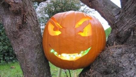 DIY : ArduiCitrouille, une citrouille d'halloween pilotée par Arduino