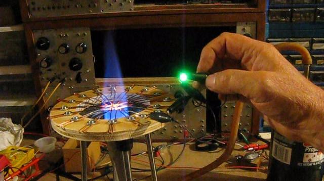 Diy fabriquer une thermo g n rateur lectrique oxyde - Fabriquer une guirlande electrique ...