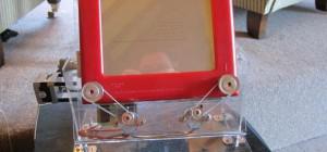 DIY : Un horloge réalisé avec un télécran piloté par Arduino
