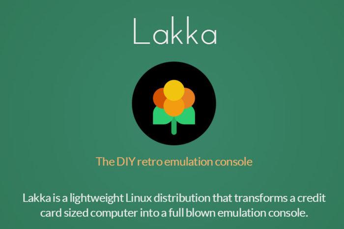 Lakka : Une distribution linux pour fabriquer sa console de retro-gaming