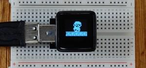 MicroView : Un mini arduino avec écran OLED intégré