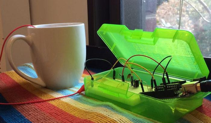 MugMusic : Transformez un mug en instrument de musique avec un Arduino