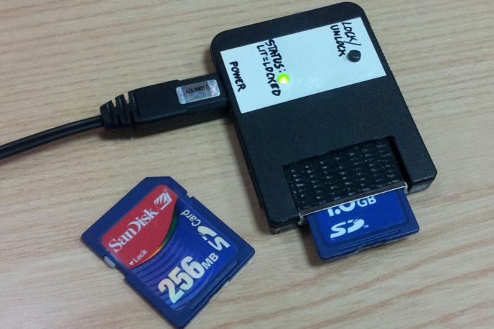 DIY : Comment protéger vraiment vos cartes SD des écritures ?