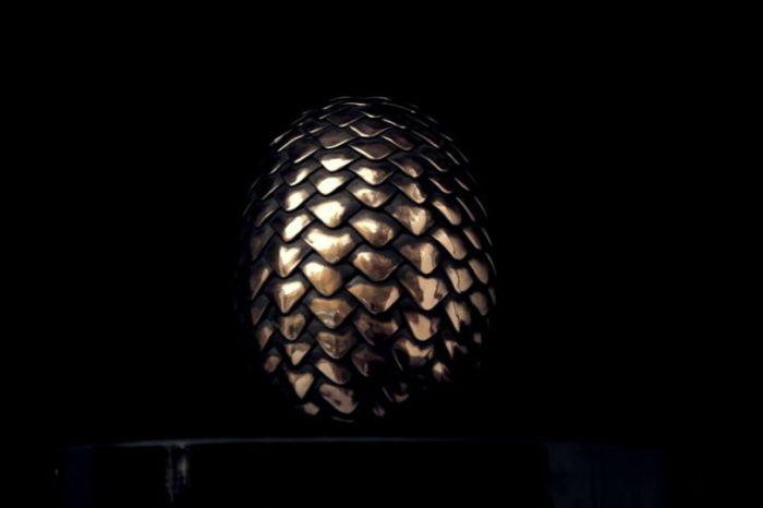 DIY : Comment fabriquer un œuf de dragon comme dans Game of Thrones