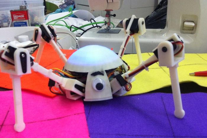 GoonQuad : Le robot quadrupède qui exprimes ses émotions
